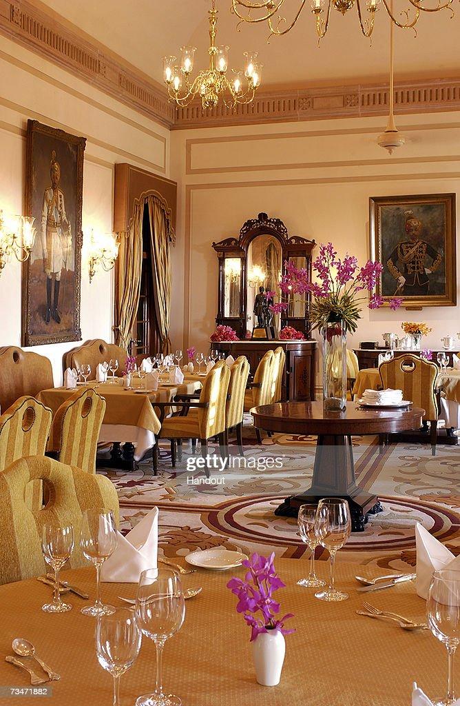 The Umaid Bhawan Palace : News Photo