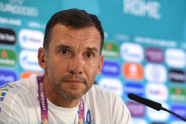 ITA: Ukraine Training Session and Press Conference - UEFA Euro 2020: Quarter-final