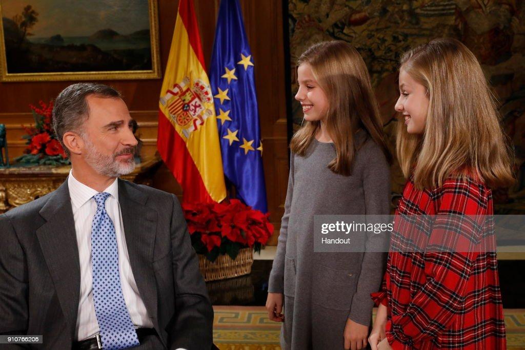 Fiftieth Birthday Of King Felipe Of Spain - Archive Files 2017