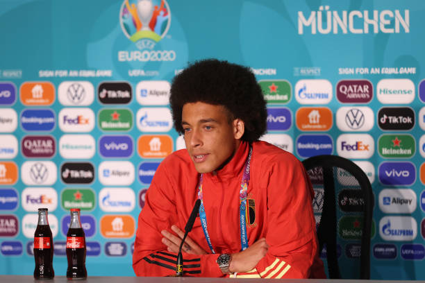 DEU: Belgium Training Session and Press Conference - UEFA Euro 2020: Quarter-final