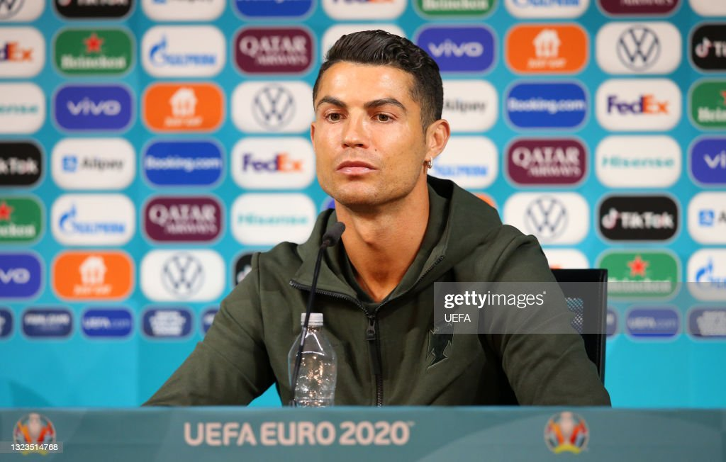 Portugal Training Session and Press Conference - UEFA Euro 2020: Group F : ニュース写真