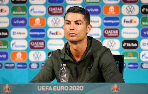 HUN: Portugal Training Session and Press Conference - UEFA Euro 2020: Group F