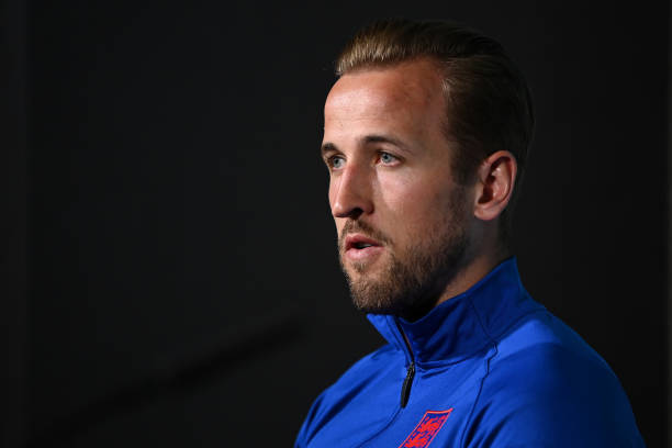 GBR: England Training Session and Press Conference - UEFA Euro 2020: Group D