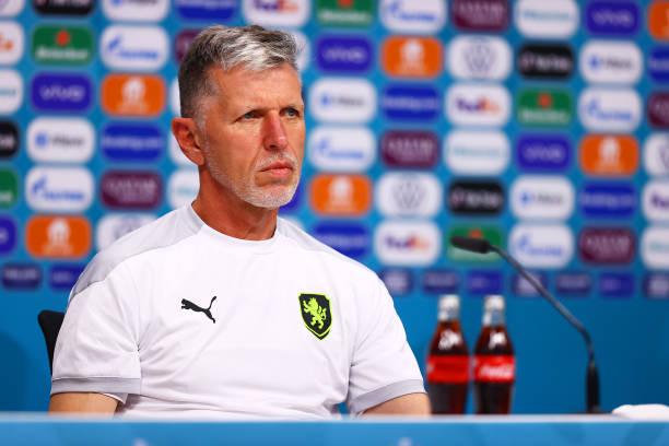 AZE: Czech Republic Training Session and Press Conference - UEFA Euro 2020: Quarter-final