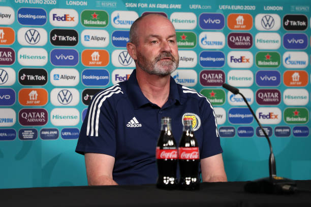 GBR: Scotland Training Session and Press Conference - UEFA Euro 2020: Group D