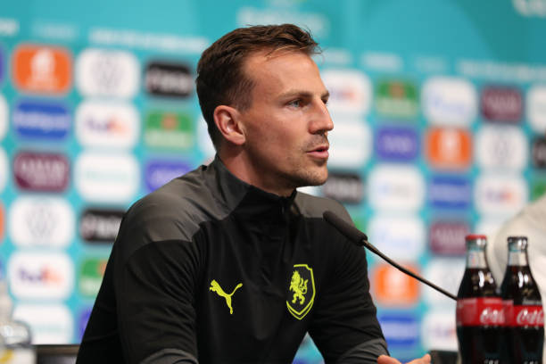 GBR: Czech Republic Training Session and Press Conference - UEFA Euro 2020: Group D