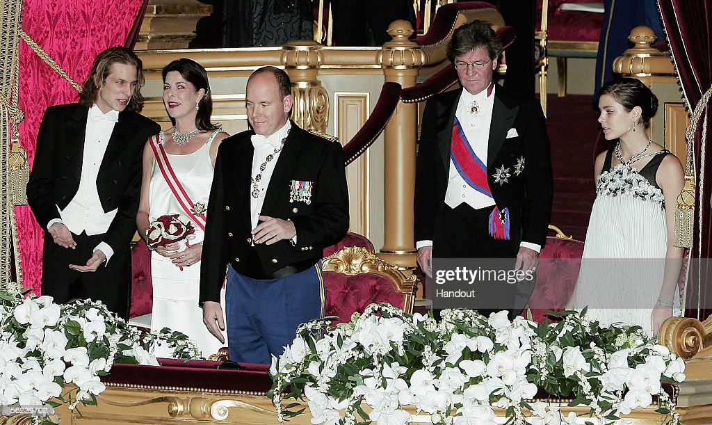 Monaco's National Day & Prince Albert II's Coronation - Day 2 : News Photo