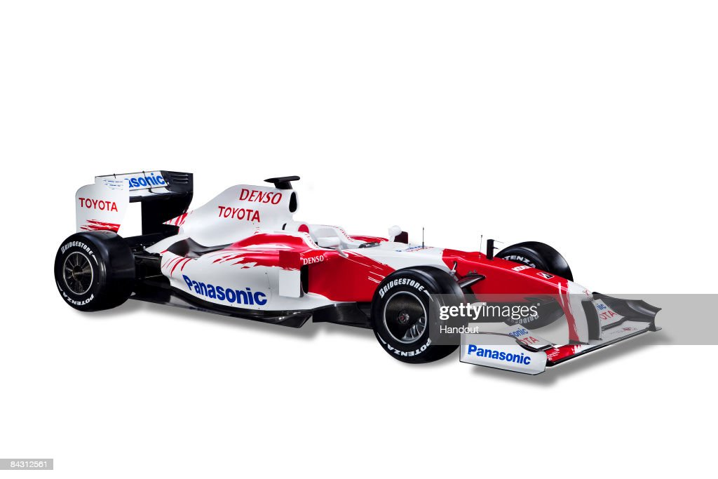 Toyota TF 109 Launch : News Photo