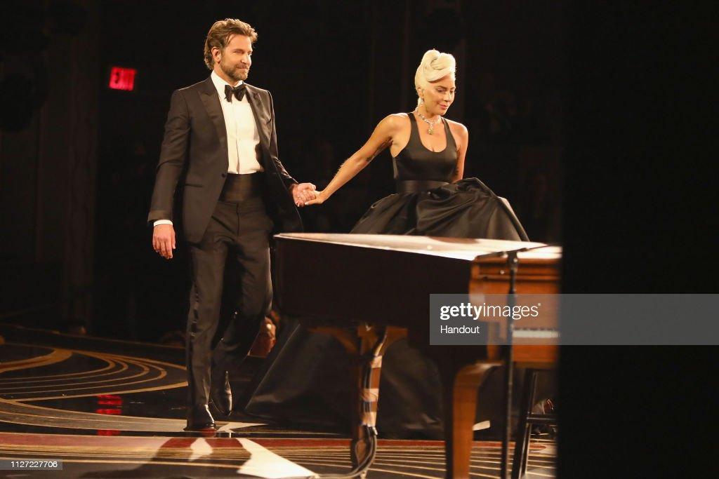 91st Annual Academy Awards - Backstage : News Photo
