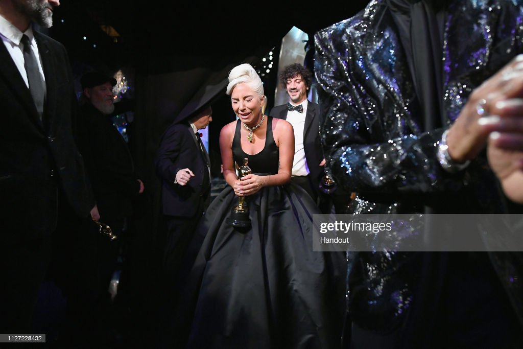 91st Annual Academy Awards - Backstage : News Photo