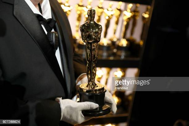 In this handout provided by AMPAS Oscar Awards at the 90th Annual Academy Awards at the Dolby Theatre on March 4 2018 in Hollywood California