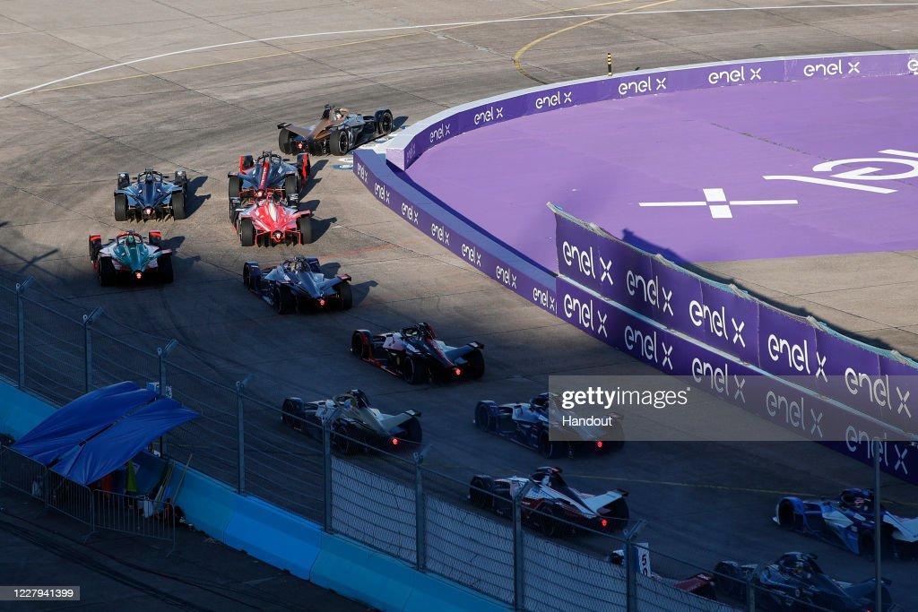 ABB FIA Formula E Championship Round Seven - Berlin E-Prix : News Photo
