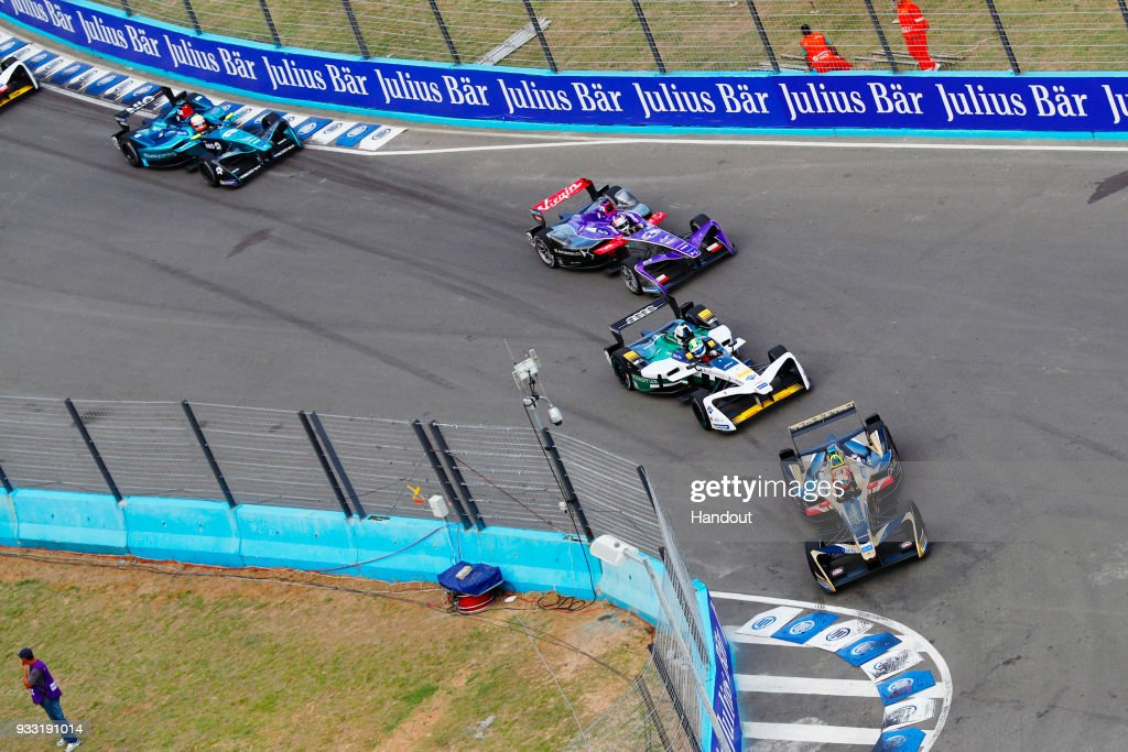 Formula E Punta del Este E-Prix : News Photo