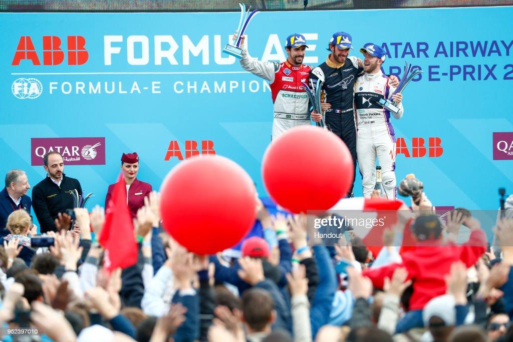 Paris E-Prix - ABB Formula E Championship