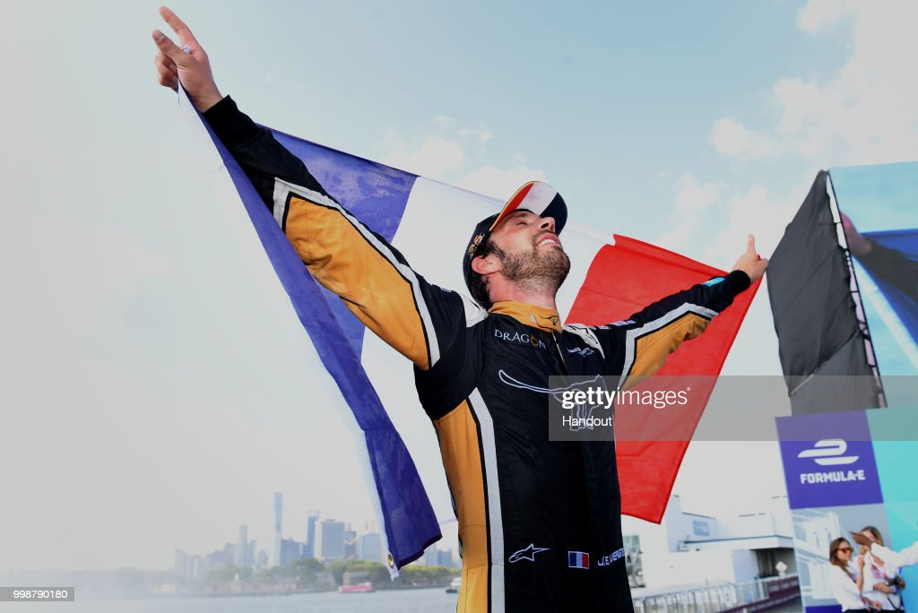 New York City ePrix - ABB Formula E Championship : News Photo