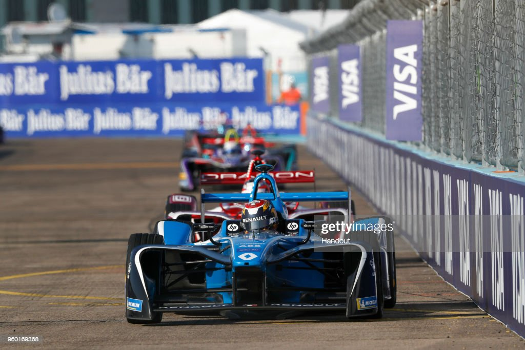 Berlin E-Prix - ABB Formula E Championship : News Photo
