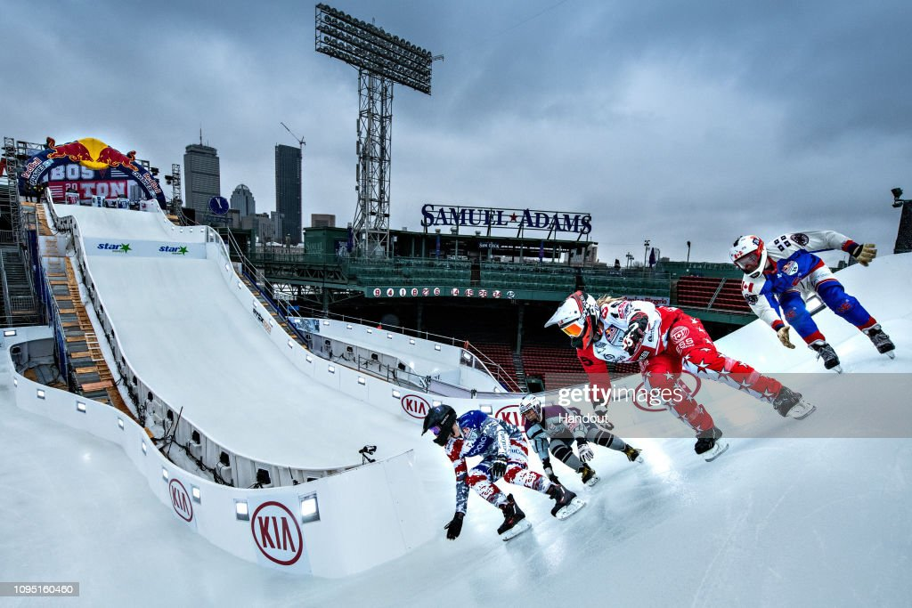 MA: Red Bull Crashed Ice