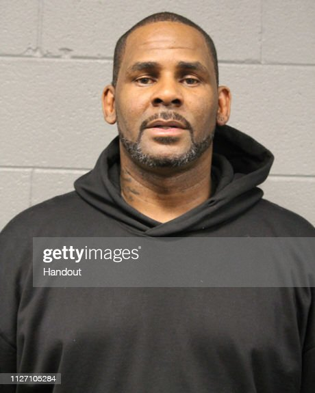 R. Kelly's Bond Set At One Million Dollars : News Photo