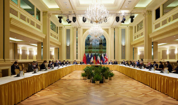 AUT: Iran Nuclear Talks Continue In Vienna