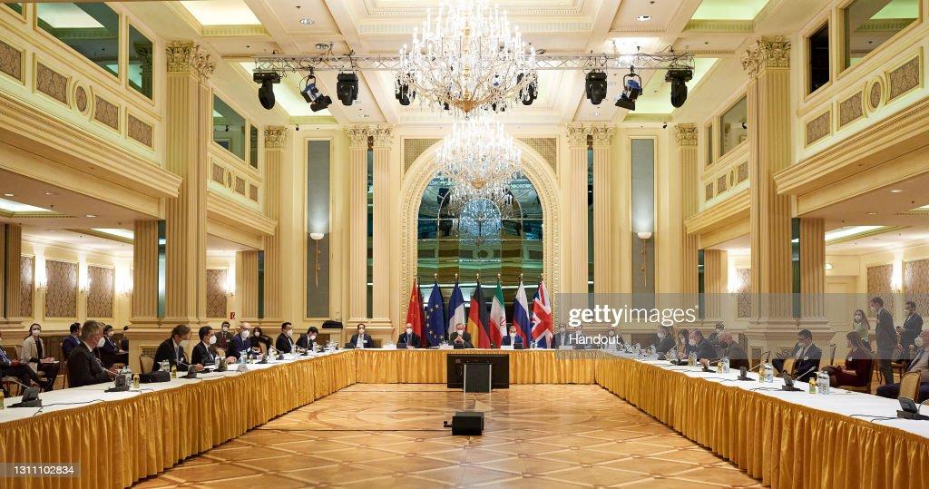 Iran Nuclear Talks Resume In Vienna : News Photo