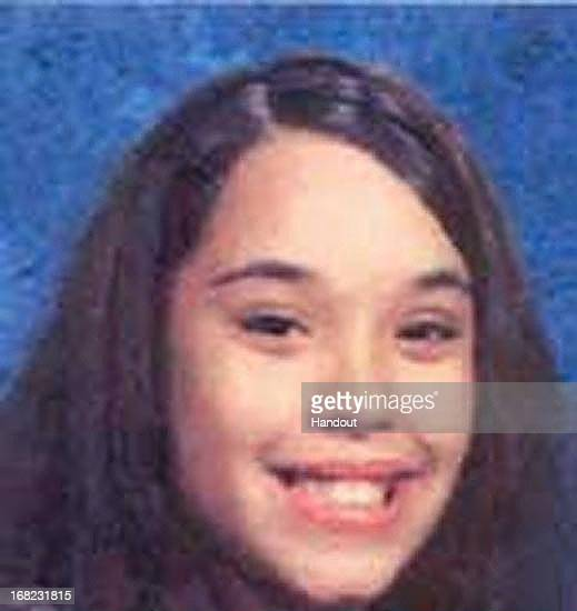 In this handout provided by the Federal Bureau of Investigation Georgina DeJesus poses for an undated photo DeJesus was one of three women who...