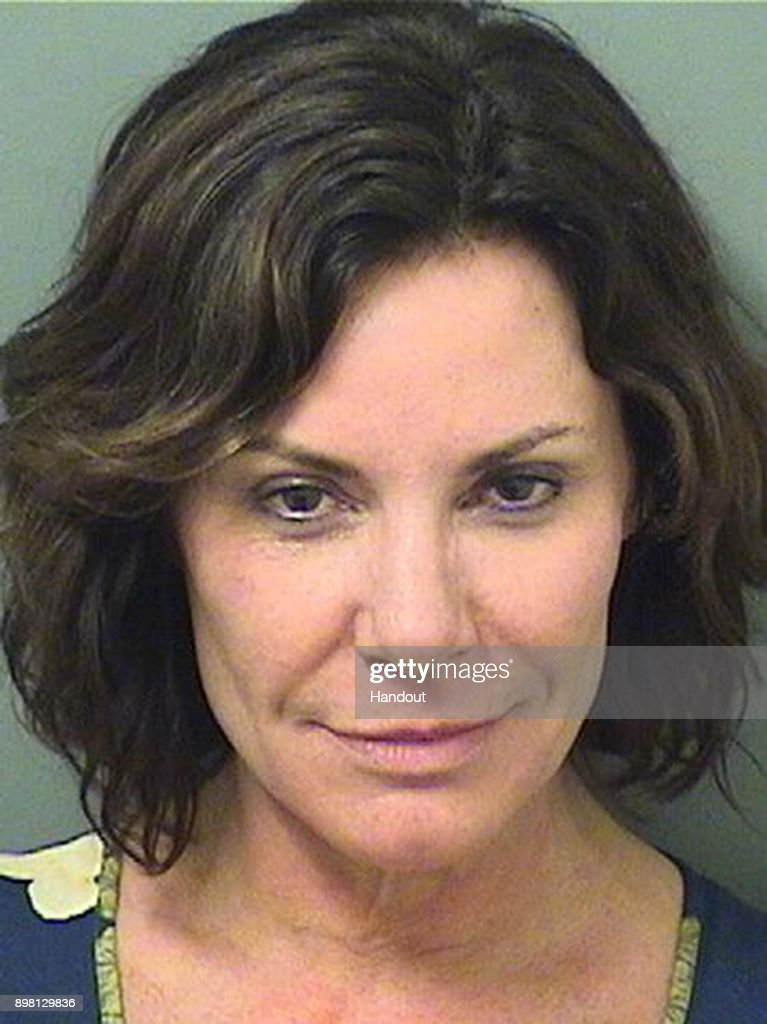 Luann de Lesseps Booking Photo