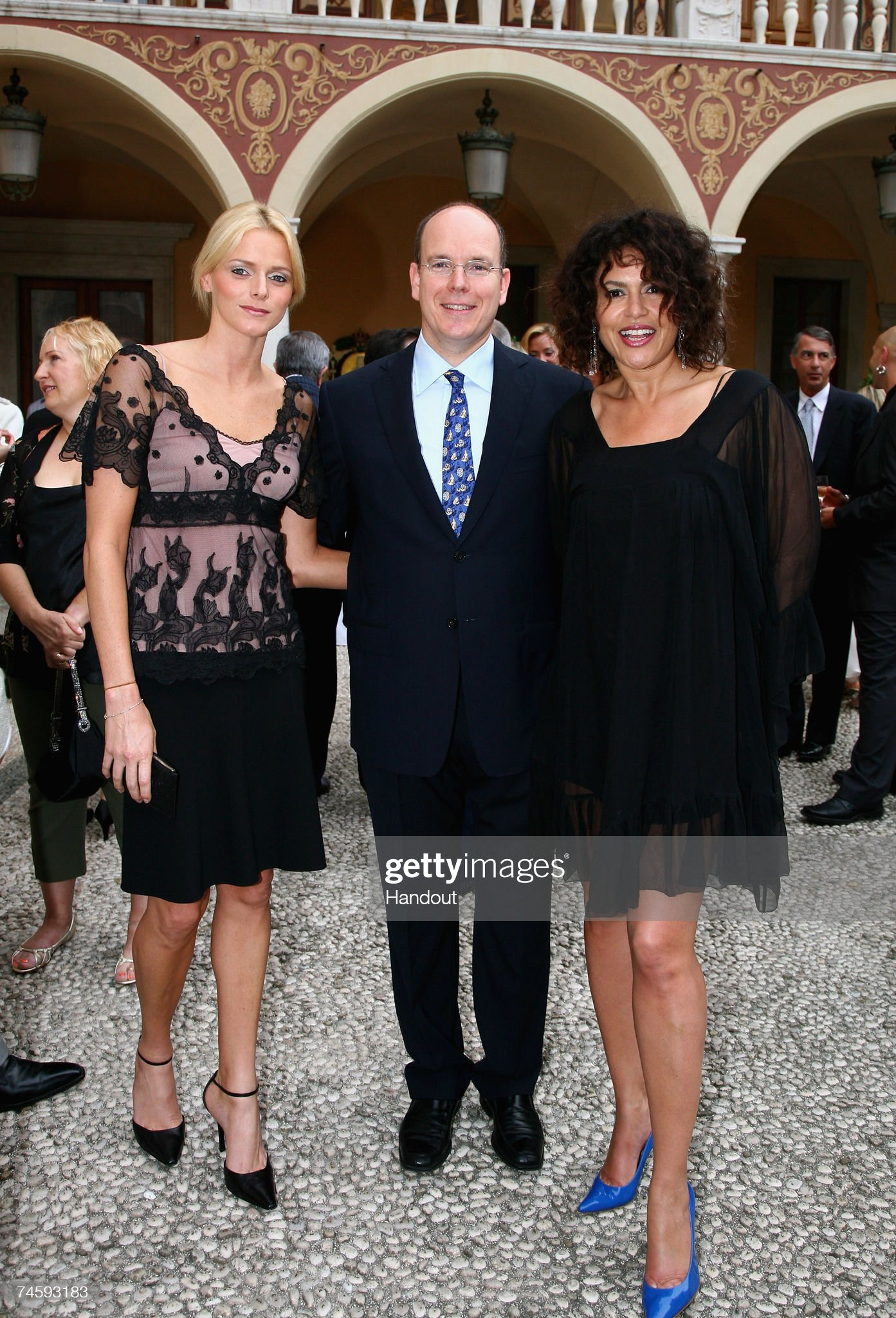 Monte Carlo Television Festival 2007 - Day 3 : News Photo