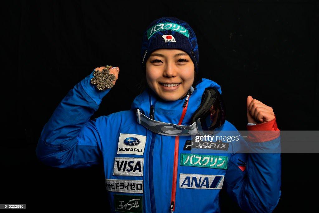 Women's Ski Jumping HS100 - FIS Nordic World Ski Championships : ニュース写真