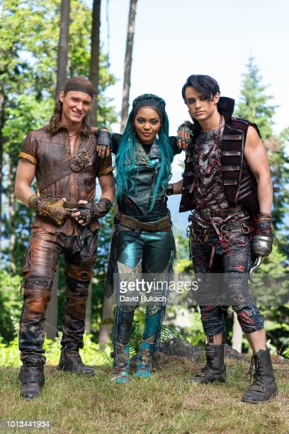 DESCENDANTS 3 In this highly anticipated trequel about the sons and daughters of Disney's most infamous villains Mal and the villain kids must save...