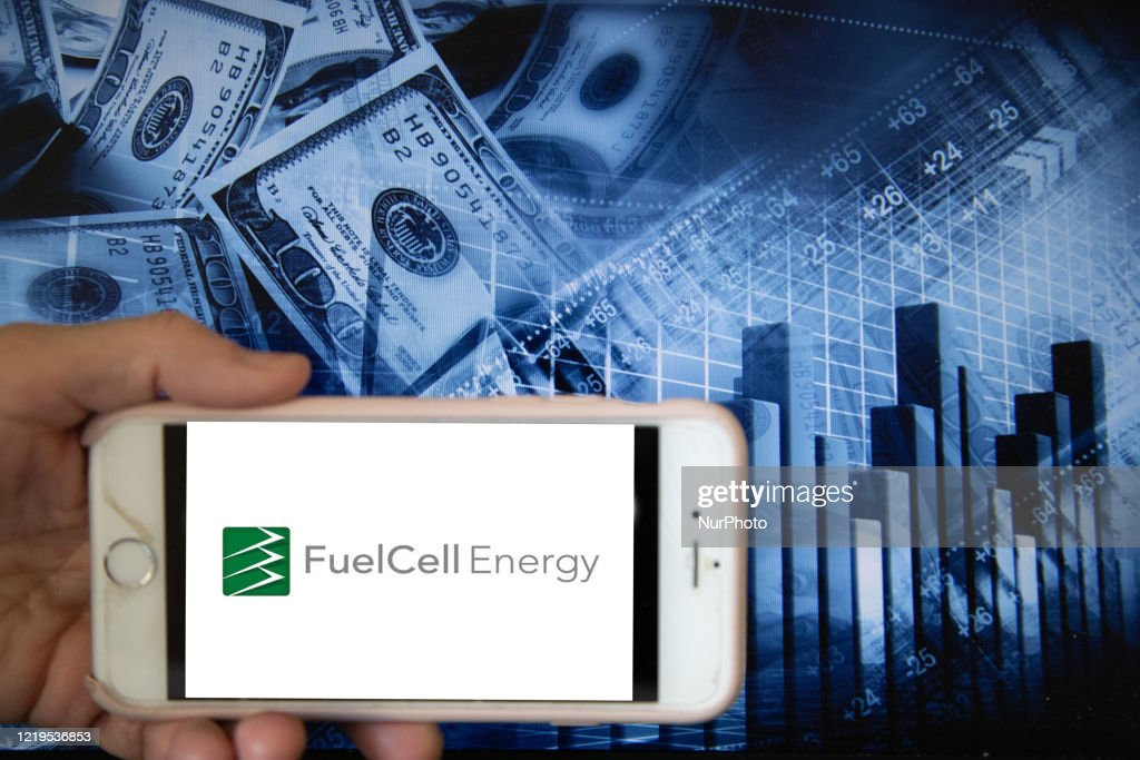 Fuel Cell And Hydrogen Companies : News Photo