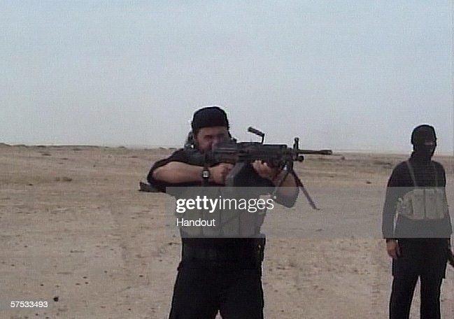 U.S. Military Releases Al-Zarqawi Video : News Photo