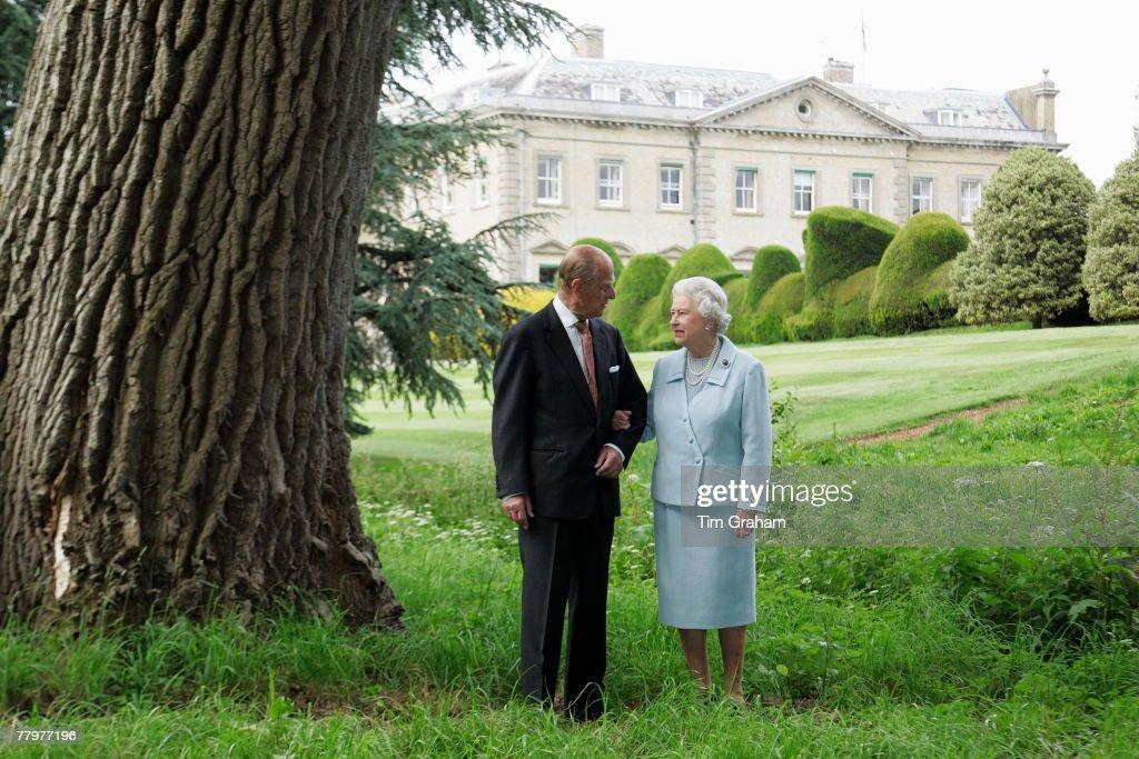 Queen & Duke of Edinburgh Diamond Wedding Anniversary : ニュース写真