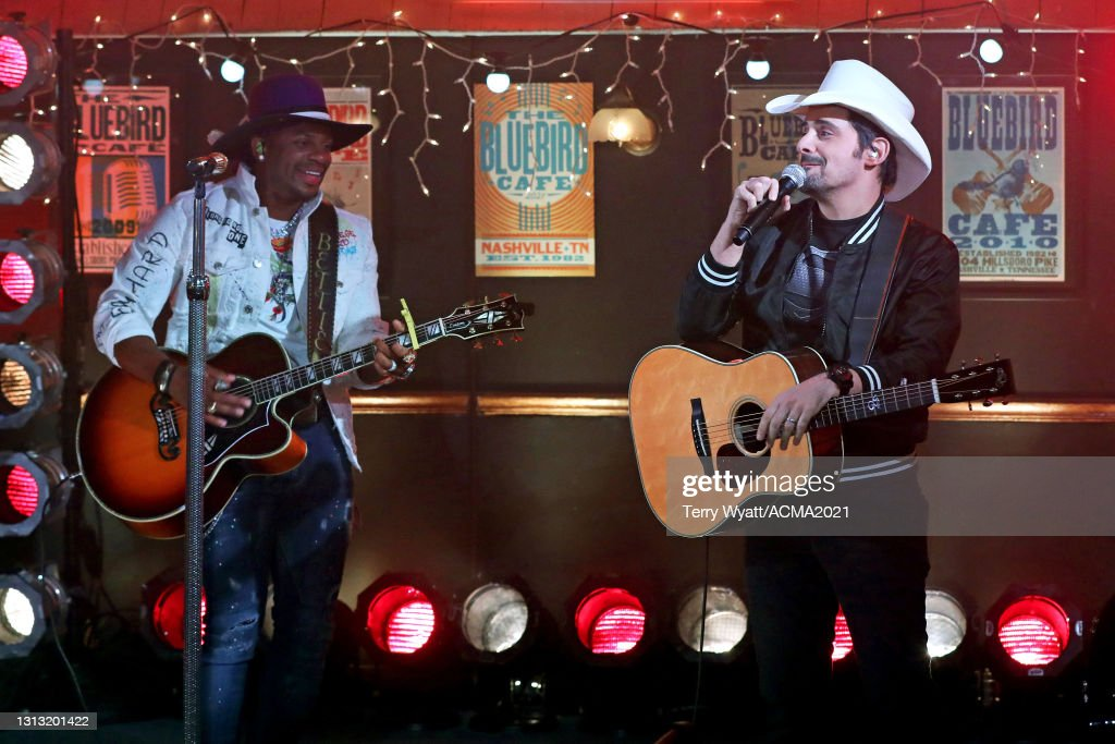 56th Academy Of Country Music Awards - Show : News Photo