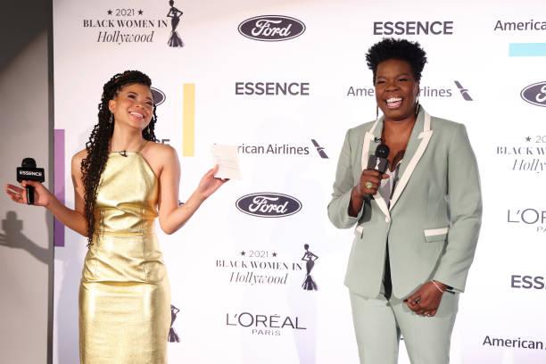 CA: ESSENCE Black Women In Hollywood Awards - Backstage