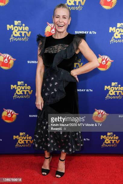 In this image released on December 6, Chelsea Handler attends the 2020 MTV Movie & TV Awards: Greatest Of All Time broadcast on December 6, 2020.