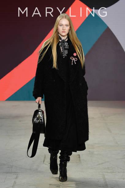 ITA: Maryling - Runway - Milan Fashion Week Fall/Winter 2021/2022