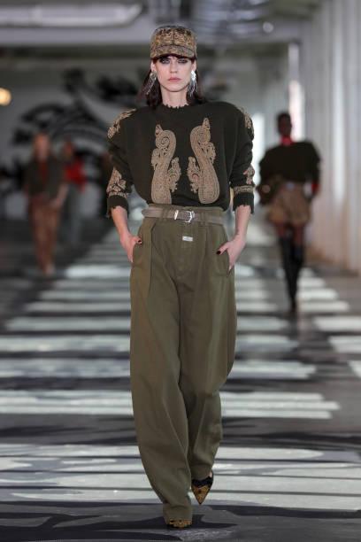 ITA: Etro - Runway - Milan Fashion Week Fall/Winter 2021/2022