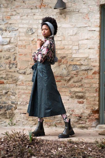 ITA: Luisa Beccaria - Video Backstage - Milan Fashion Week Fall/Winter 2021/2022