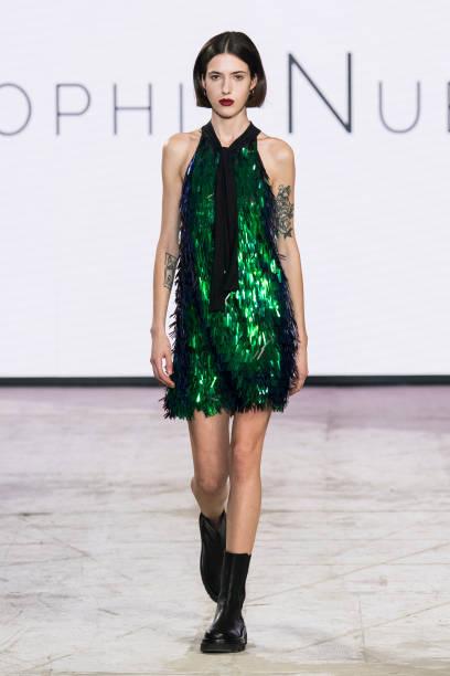ITA: Sophia Nubes - Runway - Milan Fashion Week Fall/Winter 2021/2022