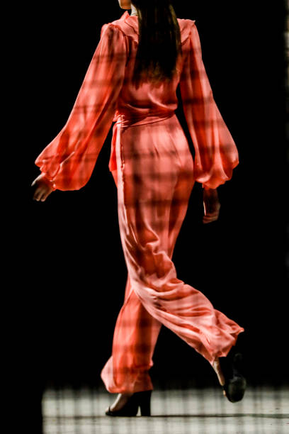 DEU: Lana Mueller Fashion Show At Mercedes-Benz Fashion Week Berlin January 2021