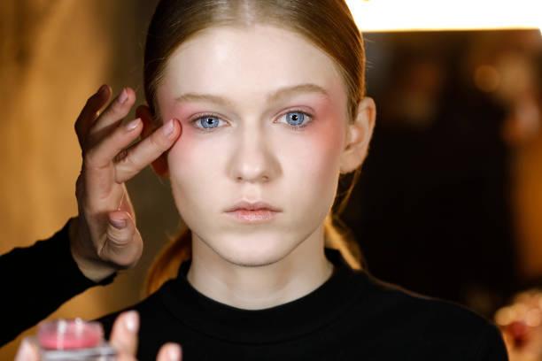 DEU: Mercedes Benz Fashion Week Berlin January 2021 – Styling By Douglas & Shiseido