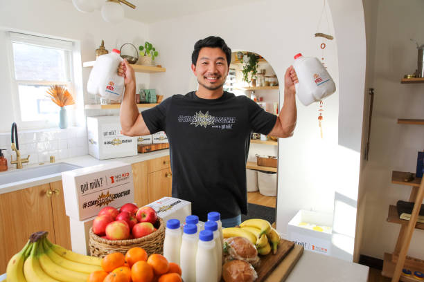 CA: The Creators of 'got milk?' and Shang-Chi' Star Simu Liu Help Provide 1 Million Meals to California Kids Facing Hunger through #StayStrongTogether Initiative