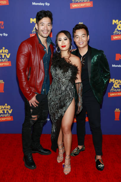 CA: 2021 MTV Movie & TV Awards: UNSCRIPTED - Red Carpet