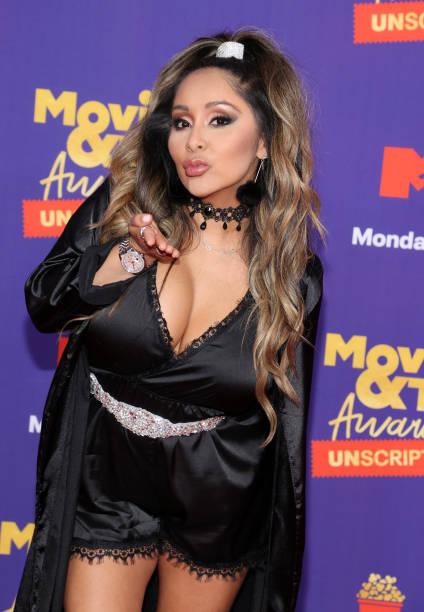 CA: 2021 MTV Movie & TV Awards: UNSCRIPTED - Arrivals
