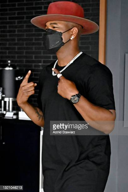 In this image released on May 31 NE-YO attends Northwell Health's 2021 Side By Side: A Celebration of Service™ on May 08, 2021 in New York City.