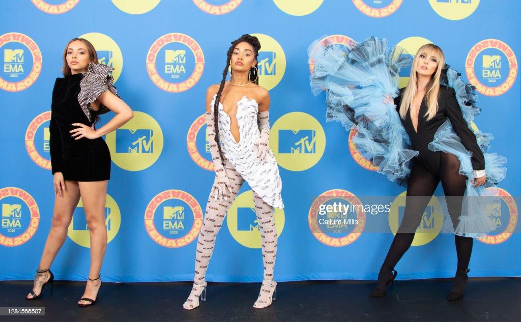 MTV EMA 2020 - Performers & Presenters : Photo d'actualité