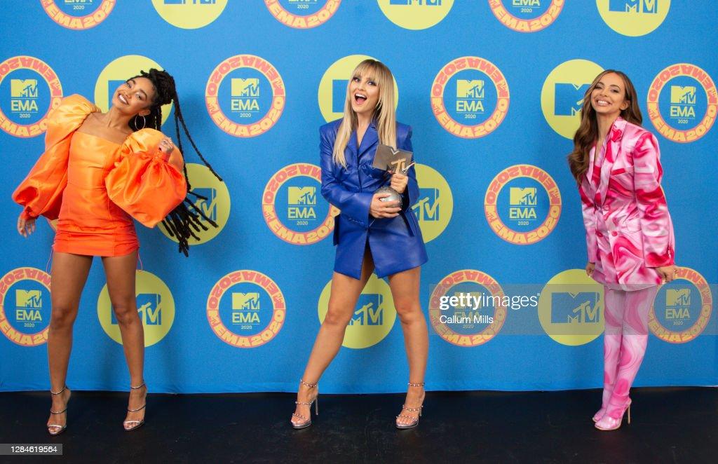 MTV EMA 2020 - Winners : Photo d'actualité