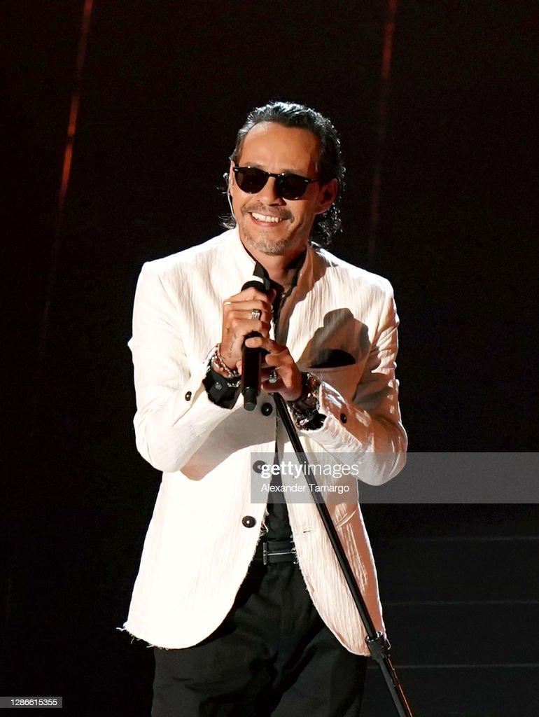 The 21st Annual Latin GRAMMY Awards - Show : ニュース写真