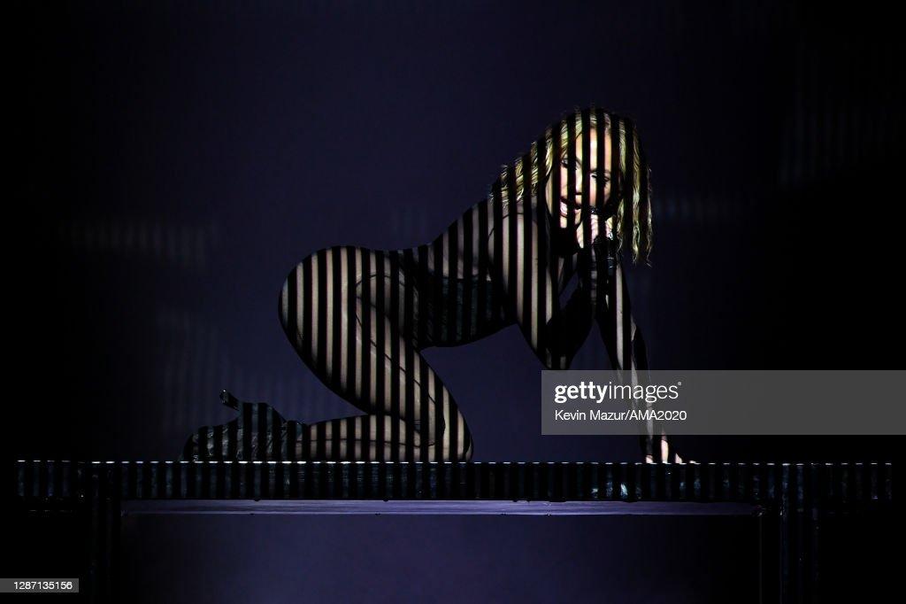 2020 American Music Awards - Show : Nachrichtenfoto