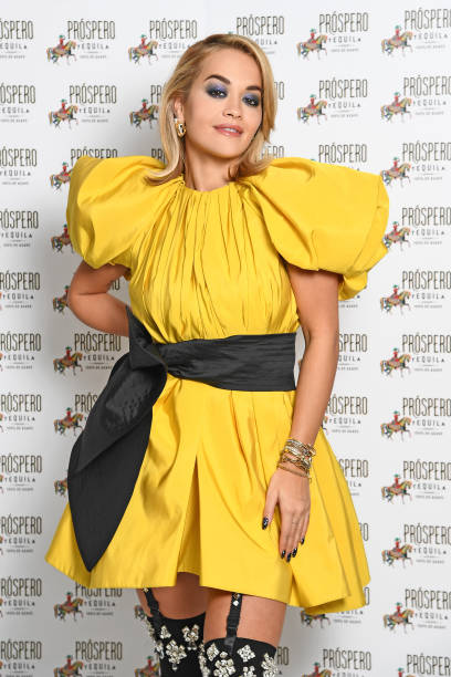 GBR: Rita Ora Prospero Tequila UK Launch